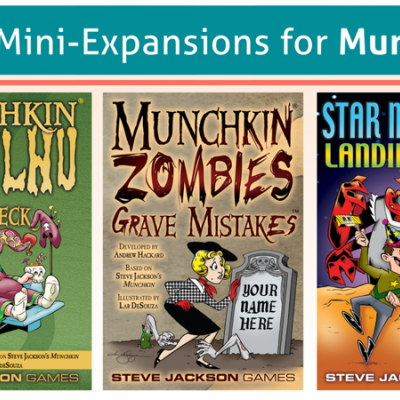 Mini-Expansions Are Up For Preorder! cover