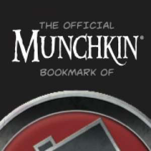 The Official Munchkin Bookmark of H.A.M.M.E.R. cover