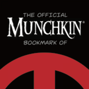 The Official Munchkin Bookmark of Deadpool cover