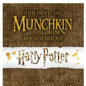 The Official Munchkin Bookmark: Harry Potter - Hufflepuff cover