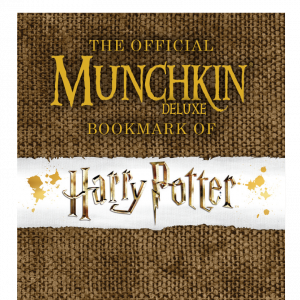 The Official Munchkin Bookmark: Harry Potter - Ravenclaw cover