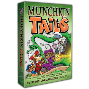 Munchkin Tails cover