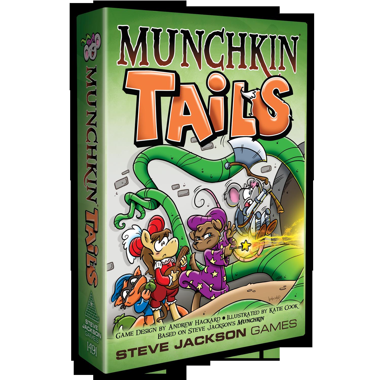 Munchkin Tails (T.O.S.) -  Steve Jackson Games