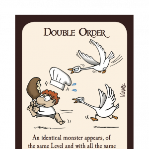 Double Order Munchkin Promo Card cover