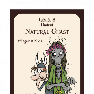 Natural Ghast Munchkin Promo Card cover