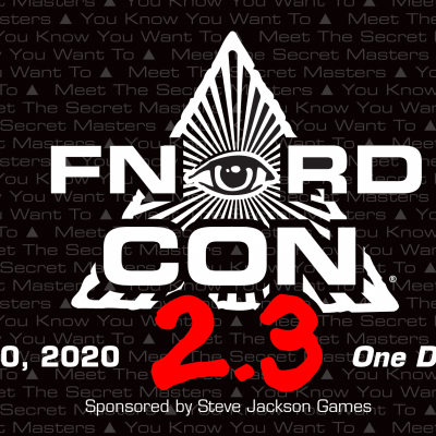 FnordCon 2.3 This Fall! cover